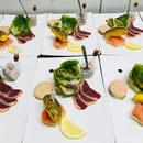 Entrée : Restaurant MC  - assiette terre et mer -   © 3