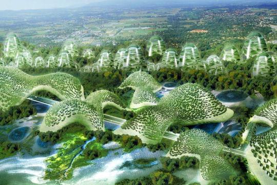 Genève en 2020: le projet Landscript