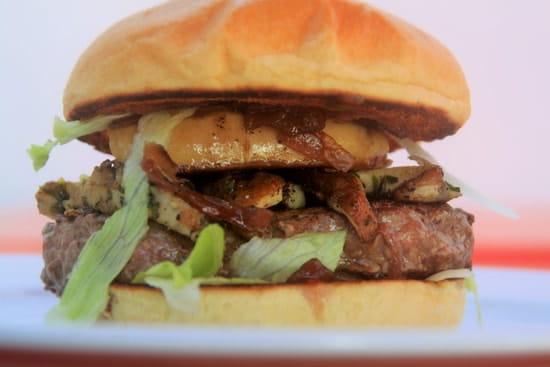 Beef Burger  - Le Burger Rossini -