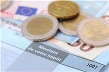 la loi de finances rectificative 2012 amorce une hausse des impôts en france.