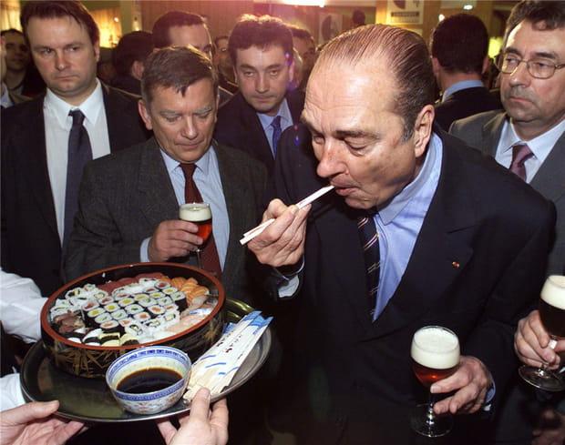 Jacques Chirac toujours sollicité