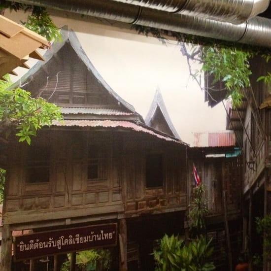Restaurant : Coliseum Bane Thaï  - Photo dans le restaurant -