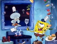 Bob l'éponge : La pêche à la méduse. - La faim du Plankton