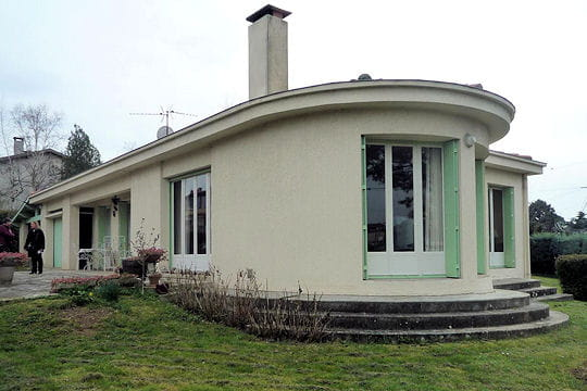 Une maison de plain-pied de 1971