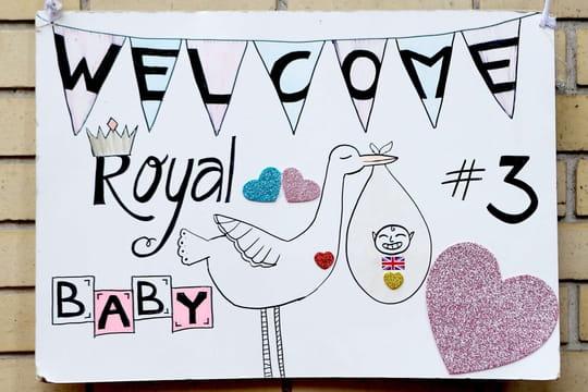 Accouchement de Kate Middleton: le royal baby est un garçon! Et son prénom?