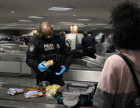 Ultimate Airport USA : Cocaïne dans le corps