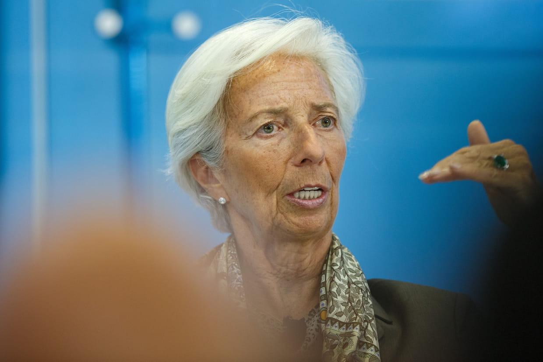 Christine Lagarde : un retour surprise sous les projecteurs