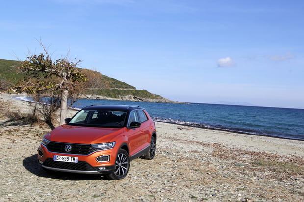 Essai du Volkswagen T-Roc: mieux qu'une Golf?