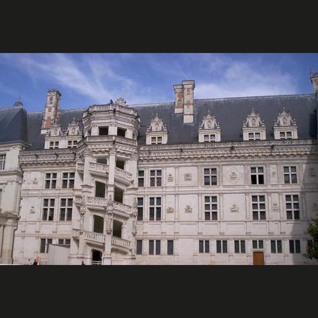 Château de Blois en Loir-et-Cher