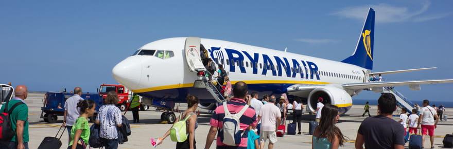 Ryanair vend des vols pour l'Amérique avec Air Europa