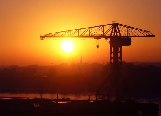 Un soleil de titan - Heure coucher soleil nantes ...