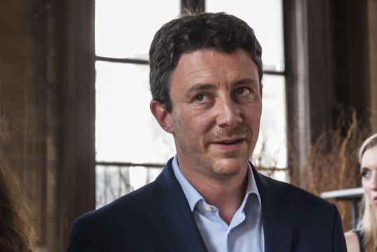 Benjamin Griveaux: un lancement de campagne parasité par des insultes