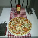 La Botte Gourmande  - la pizza du chef... -