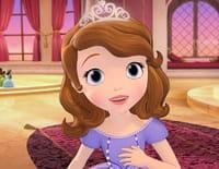 Princesse Sofia : La bibiothèque secrète : le conte de l'arc-en-ciel
