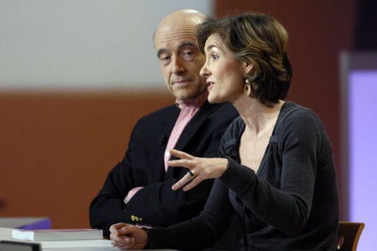 Alain et Isabelle Juppé