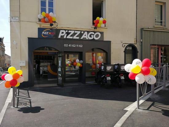 Restaurant : PIZZ'AGO  - Pizzeria -   © p