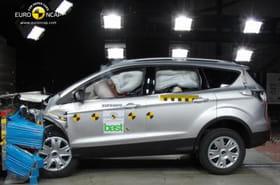 Crash-tests 2013: les crossovers, SUV et monospaces les plus sûrs