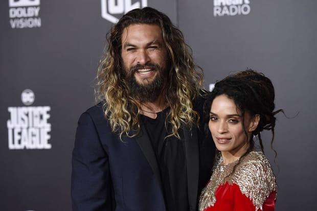 Jason Momoa et sa femme Lisa Bonet