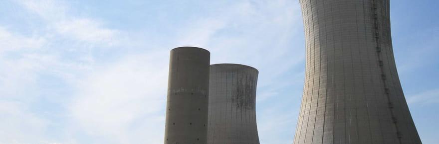 Centrales nucléaires: la liste des réacteurs qui vont être mis à l'arrêt