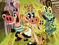 Cochon Chèvre Banane Criquet : Cochon Chèvre Banane Criquet tope là !