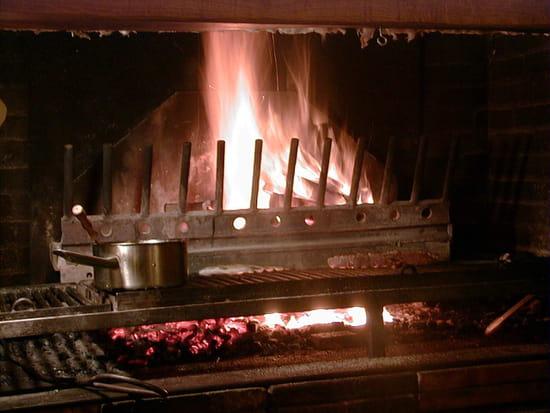 Restaurant : Le Roc du Berger  - grill -   © roc du berger