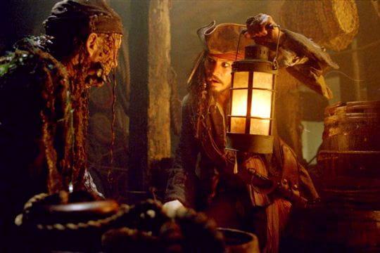 18e : Pirates desCaraïbes, lesecret ducoffremaudit