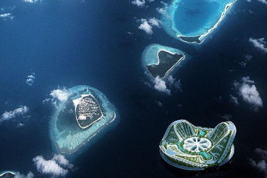 Lilypad, les îles du futur
