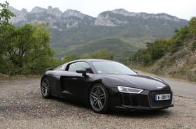 Essai Audi R8 V10 Plus : une bête àtoutfaire !