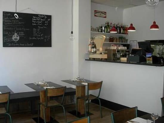 L'Ardoise  - Le bar -