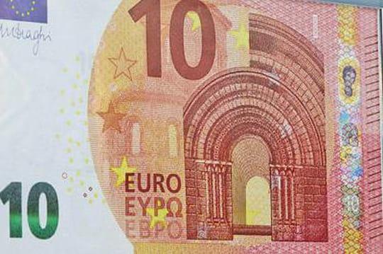 Billet de 10euros: le nouveau billet enimages