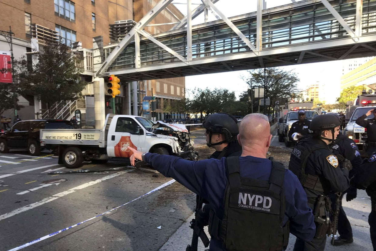Attaque terroriste à New York (31 octobre 2017)