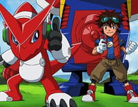 Digimon Fusion : Monitamission impossible