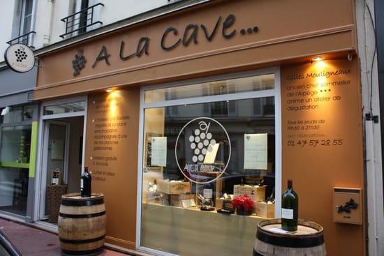 À la Cave où Manger