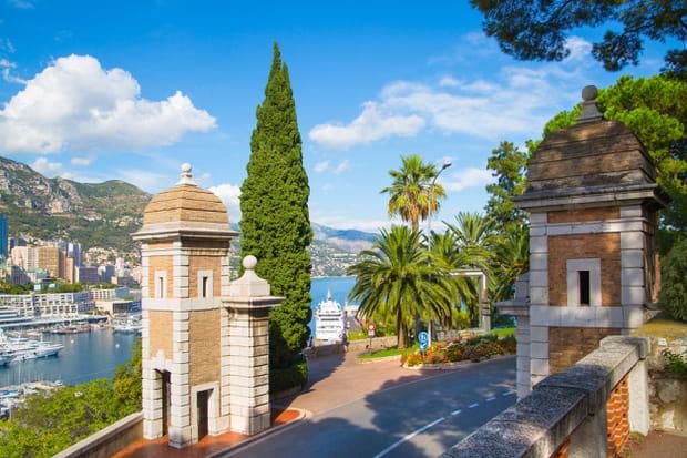 Monaco et sa vieille ville
