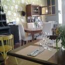Un Tablier pour Deux  - salle du restaurant -   © un tablier pour deux