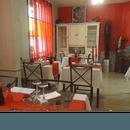 Restaurant : A la Chouette Gourmande  - Vue d'ensemble de la salle -   © MATIFAS