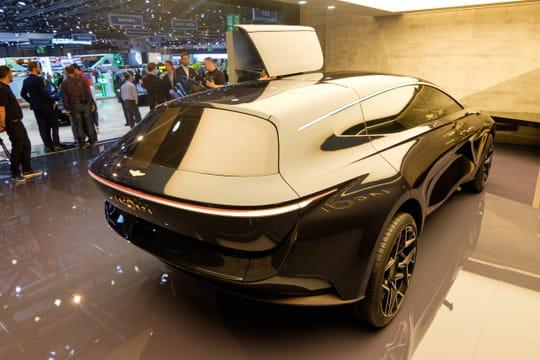 Lagonda All-Terrain Concept: le SUV du futur selon Aston Martin