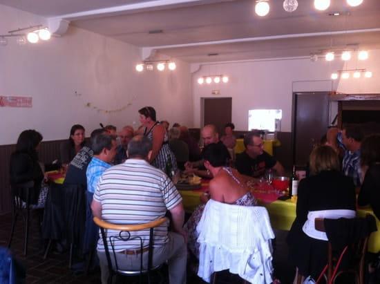 Les Fées Gourmandises  - la salle de restaurant -