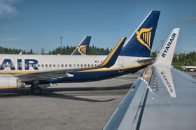Ryanair: 18000vols annulés, l'aéroport de Paris-Beauvais impacté