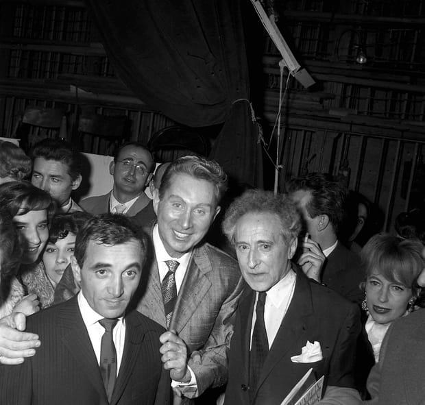 Avec Cocteau et Trenet