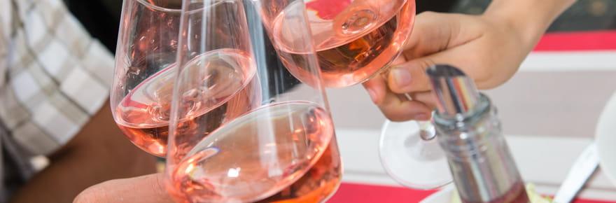 Vin rosé: le grand vrai-faux