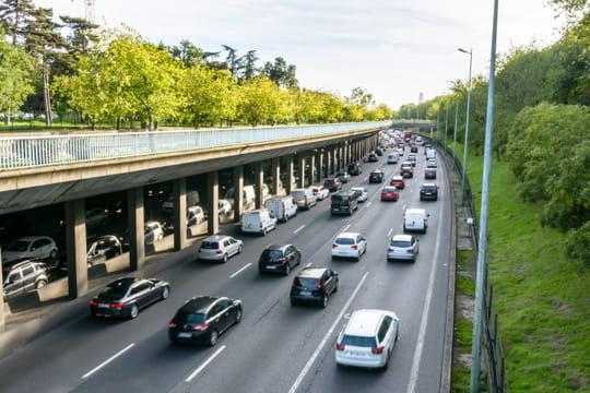 Voitures à Paris: les vieux diesel interdits en 2019[liste, amendes]