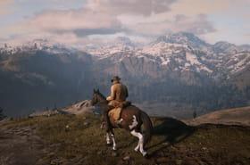 Red Dead Redemption 2: le multijoueur arrive à la fin du mois