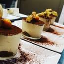 Dessert : La Cuisine à Mémé  - Tiramisus -   © Dessert