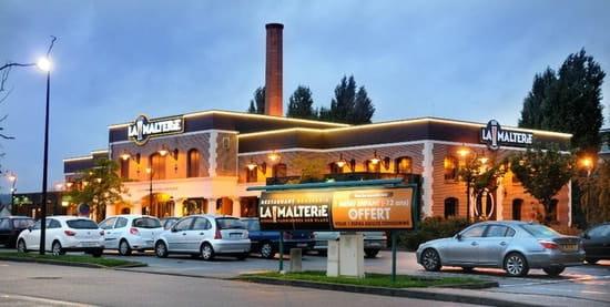 La Malterie  - Façade2 LA MALTERIE ROUEN -