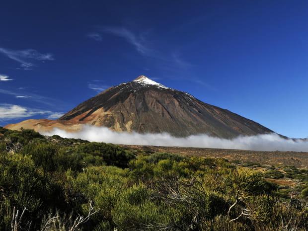 Lesmerveilles de l'île de Tenerife