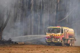 Incendies en Australie: léger répit mais les autorités restent vigilantes