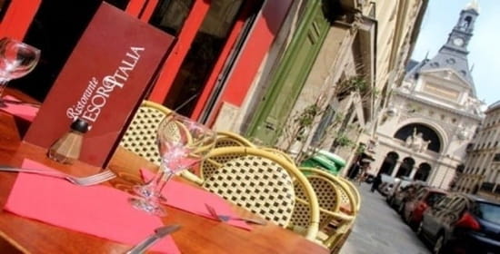 Restaurant : Tesoro d'Italie