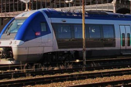 Accident SNCF: collision entre untrain et uncamion entre Paris etRouen