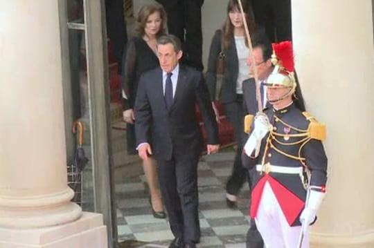 Valérie Trierweiler: de Devedjian à Sarkozy, des révélations et un procès